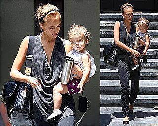Photos of Jessica Alba and Honor On a Playdate in LA