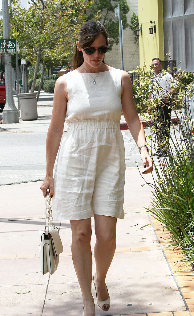 Photos of Jennifer Garner in White