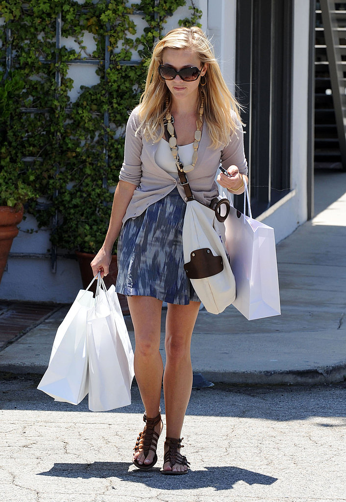 Photos of Reese Witherspoon Shopping