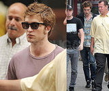 Photos of Robert Pattinson's Bruised Face
