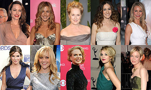 Forbes Top 10 Top-Earning Actresses in Hollywood