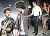 Photos of Nick Jonas, Kevin Jonas, Joe Jonas at an Engagement Party for Kevin Jonas and Danielle Deleasa