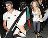 Photos of Kellan Lutz and AnnaLynne McCord at Mel's Diner in LA