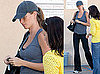 Photos of Pregnant Gisele Bundchen Leaving Lunch in LA