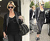 Photos of Kate Moss Running Errands Solo in London