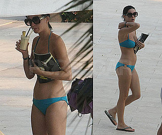 Bikini Photos of Katy Perry in Turkey