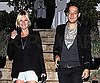 Photo Slide of Kate Moss and Jamie Hince Leaving Sadie's House
