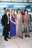 Photos of Daniel Radcliffe, Rupert Grint, Emma Watson, Guy and Rocco Ritchie at Harry Potter and the Half-Blood Prince