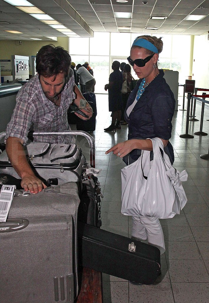 Photos of Katherine Heigl in the Bahamas
