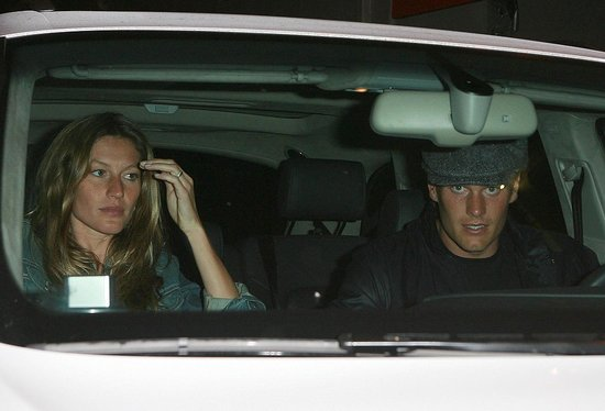 Photos of Gisele and Tom Brady