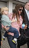 Photos of Britney Spears, Jayden James, Sean Preston, Jamie Spears in Paris and Denmark