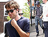 Photos of Robert Pattinson Filming Remember Me in NYC, Eclipse Casts Xavier Samuel