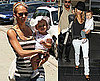 Photos of Jessica Alba and Honor Warren Out in LA 2009-07-14 15:30:00
