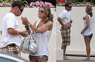 Photos of Jon Gosselin With His New Girlfriend Hailey Glassman
