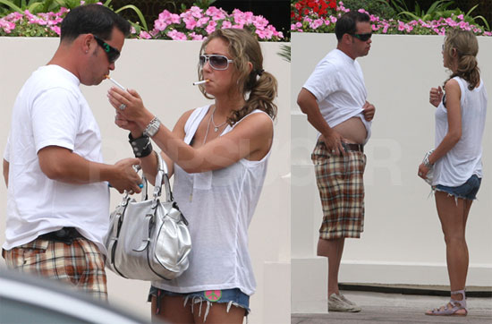 Photos of Jon Gosselin and his GF