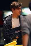 Photos of Zac Efron at the Arcade