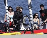 Photos of Zac Efron Scuba Diving