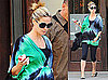 Photos of Pregnant Heidi Klum in NYC