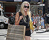 Photo Slide of Stephanie Pratt Leaving NYC's Topshop