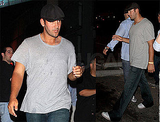 Photos of Tony Romo Out After Splitting with Jessica Simpson