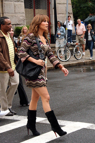 Photos of Jennifer Lopez in NYC