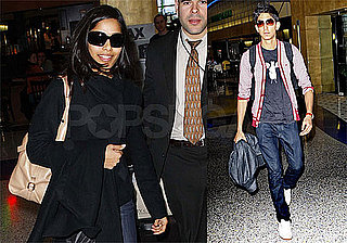 Photos of Freida Pinto and Dev Patel at Dinner in NYC
