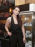 Photos of Michelle Trachtenberg in NYC