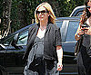 Photo Slide of Pregnant Sarah Michelle Gellar in LA