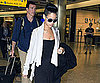 Photo Slide of Rihanna at Heathrow