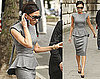 Photos of Victoria Beckham in London