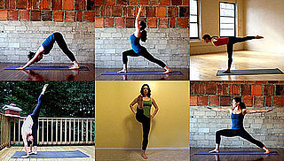 Sugar Shout Out: Relax With Fit's Yoga Flow Sequence