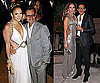 Photos of Jennifer Lopez and Marc Anthony Celebrating Her 40th Birthday All Weekend in NYC