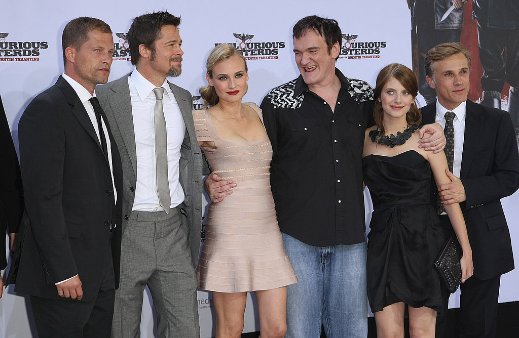 Photos of Inglourious Basterds Premiere in Germany