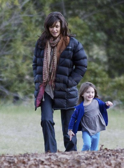 Photos of Katie and Suri in Australia