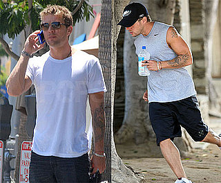 Ryan Phillippe Keeps His Shirt on Before Our Shirtless Bracket