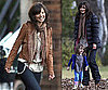 Photos of Katie Holmes and Suri Cruise on the Set of Don't Be Afraid of the Dark in Melbourne