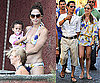 Photos of Jennifer Lopez and Family in Italy
