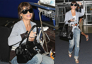 Photos of Paula Abdul at JFK, Reports She Asked for $20 Million From American Idol, Victoria Beckham Will Guest Judge