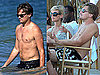 Photos of Leonard DiCaprio Shirtless in Ibiza