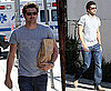 Photos of Patrick Dempsey Running Errands in LA