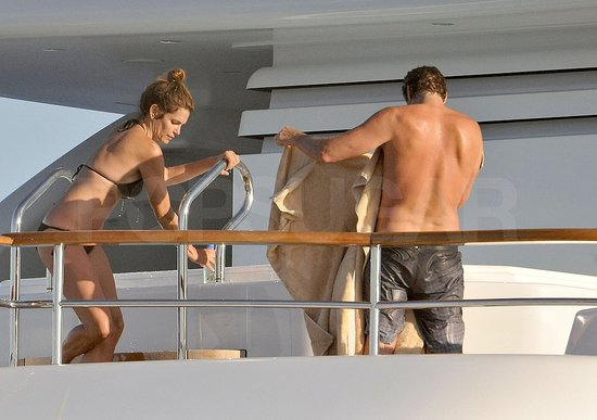 English: Cindy Crawford Chocolate Bikini St Tropez
