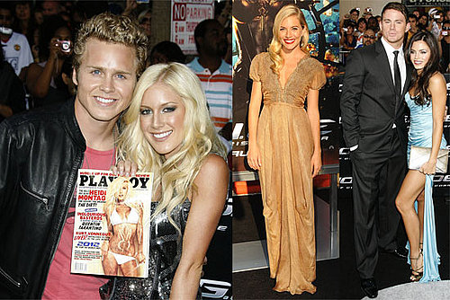 Photos of Sienna Miller, Channing Tatum at GI Joe Premiere Red Carpet, Heidi and Spencer Pratt Displaying Heidi's Playboy Cover