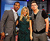 Slide Photo of Sienna Miller and Channing Tatum at 106 & Park