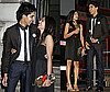 Photos of Freida Pinto and Dev Patel Who Are A Couple Screening Slumdog Millionaire