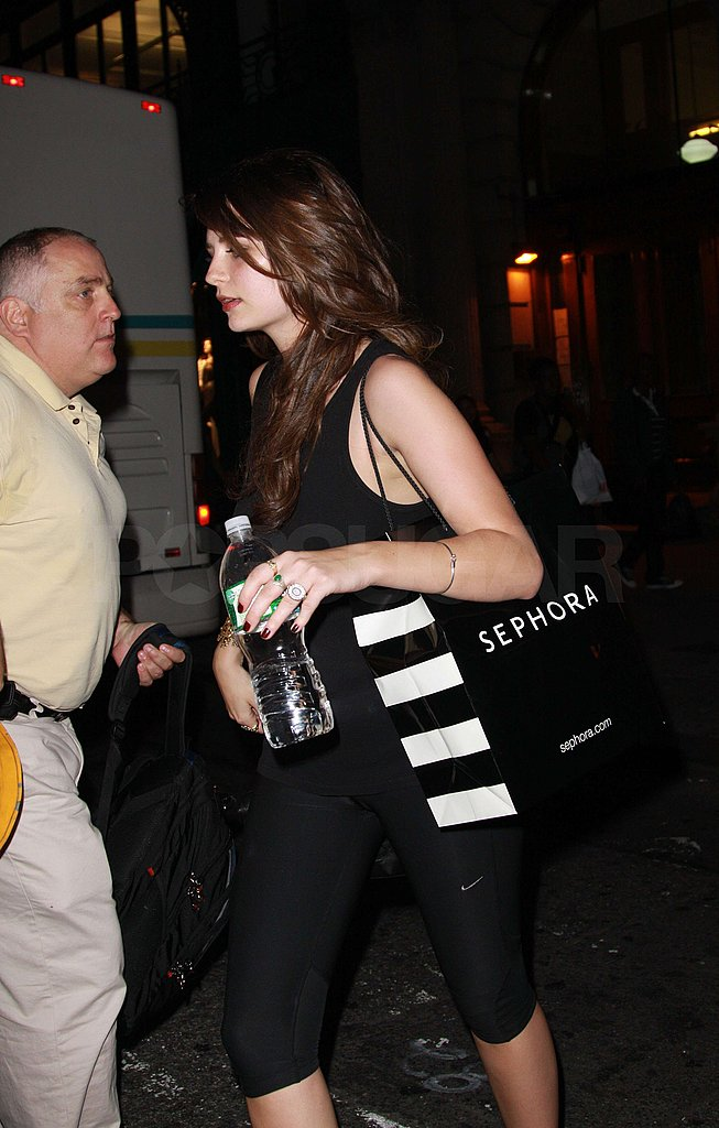 Photos of Mischa Barton in NYC
