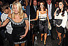 Photos of Jessica Simpson, Eva Longoria, Ken Paves, Mario Lopez, Kim Kardashian at Beso for Ken's Birthday Party