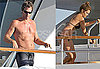 Photos of Cindy Crawford in a Bikini in St. Tropez With Shirtless Husband Rande Gerber