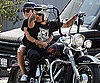 Photo Slide of Kristin Cavallari Together Justin Bobby in LA