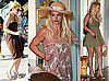 Photos of Britney Spears Shopping