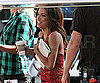 Photo Slide of Eva Longoria on the LA Set of Desperate Housewives